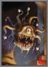 Art-Hüllen Dungeons & Dragons Beholder Standard...