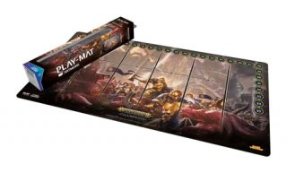 Warhammer Age of Sigmar: Champions: Play-Mat - Devine Blast