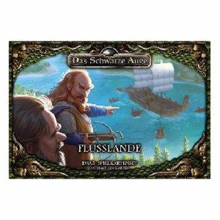 DSA5: Spielkartenset - Flusslande (DE)