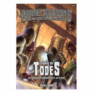 Dungeonslayers - Ein Altmodisches Rollenspiel: Die Pyramide des Todes (DE)