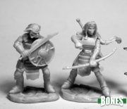 Dark Heaven Bones - Hobgoblin Warriors (2)