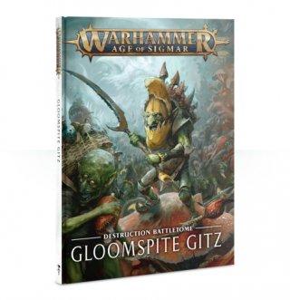 Warhammer Age Of Sigmar: Battletome der Zerstörung - Gloomspite Glitz (DE)