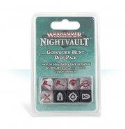 Warhammer Underworlds Nightvault Godsworn Hunt Dice Pack