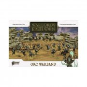 Warlords of Erehwon - Orc Warband