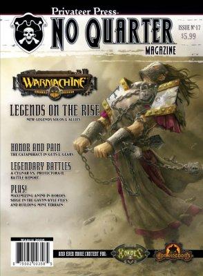 No Quarter Magazine 17