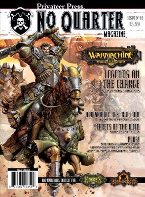 No Quarter Magazine 18