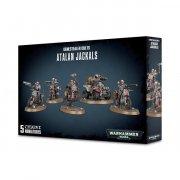 Warhammer 40.000: Genestealer Cults - Atalan Jackals