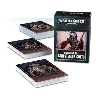 Warhammer 40.000: Datakarten - Genestealer Cults (DE)