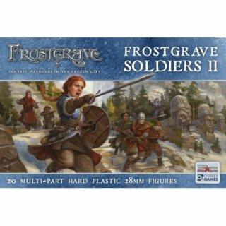Frostgrave: Soldiers II