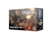 Adeptus Titanicus - Reaver Battle Titan with Melta Cannon...