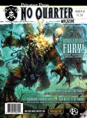 No Quarter Magazine 38