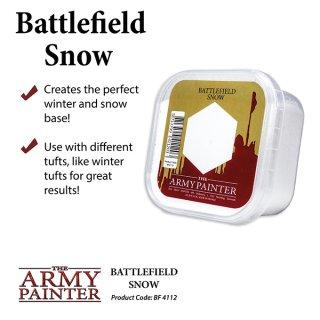 Army Painter - Battlefield Snow