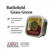 Army Painter - Battlefield Basing: Grass Green