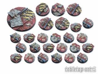 Scrap Steel Bases | Starter DEAL Round