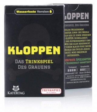 Kloppen - Das Trinkspiel des Grauens (wasserfeste Version)