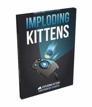 Imploding Kittens: Exploding Kittens (Erw.)