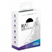Katana Sleeves Standard Size (Black) 100 Stk