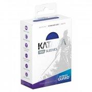 Katana Sleeves Standard Size (Blue) 100 Stk