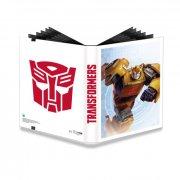 UP Transformers - Bumblebee 9-Pocket Pro-Binder