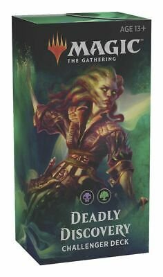 Challenger Deck 2019 - Deadly Discovery (EN)