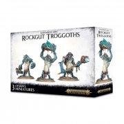 Warhammer Age Of Sigmar: Gloomspite Gitz- Rockgut Troggoths