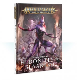 Warhammer Age Of Sigmar: Battletome des Chaos - Hedonites of Slaanesh (DE)