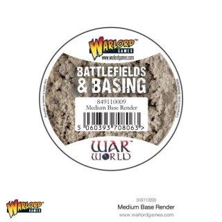 Battlefields & Basing - Medium Base Render