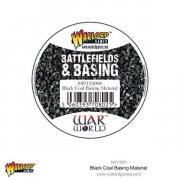 Battlefields & Basing - Black Coal Basing Material