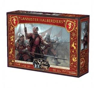A Song of Ice & Fire: Lannister Halberdiers (EN)