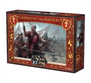 A Song of Ice & Fire: Lannister Halberdiers (EN)