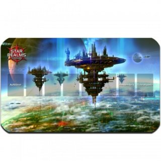 Blackfire Playmat Star Realms Leitstelle (DE)