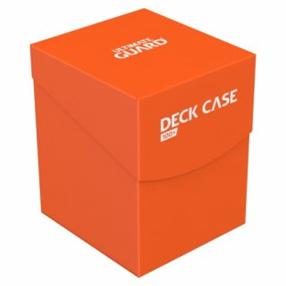 Ultimate Guard: Deck Case 100+ Standardgröße (Orange)
