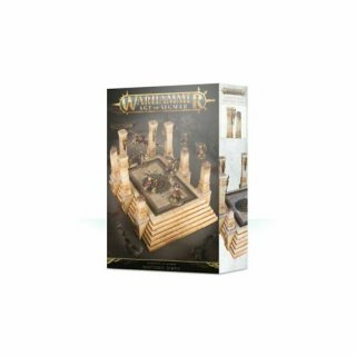 Warhammer Age Of Sigmar: Shattered Temple
