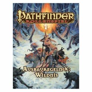 Pathfinder 1: Edition: Ausbauregeln X - Wildnis Taschenbuch (DE)