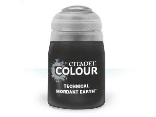 Citadel - Mordant Earth (Technical)