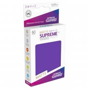 Supreme UX Sleeves Japanese Size Matte (Purple) 60 Stk