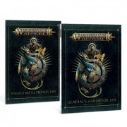Warhammer Age Of Sigmar: Generals Handbook 2019 (ENG)
