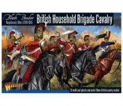 Black Powder - British Household Brigade Cavalry