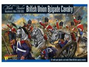 Black Powder - British Union Brigade Cavalry