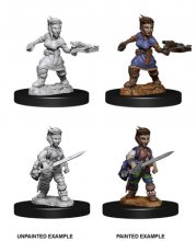 Wizk!dz Deep Cuts - Pathfinder Battles: Female Halfling...