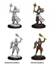 D&D Nolzurs Marvelous Miniatures: Human Cleric (2)
