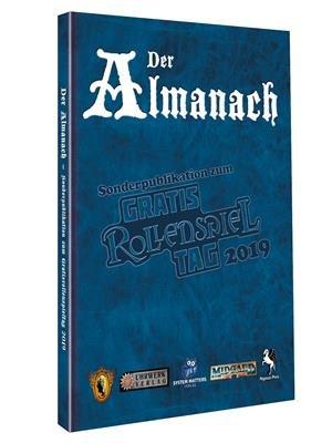 Der Almanach - Gratis Rollenspiel Tag 2019