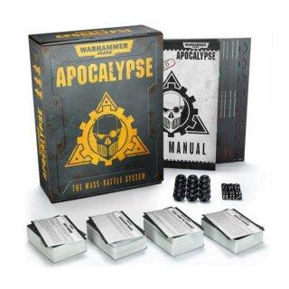 Warhammer 40000 Apocalypse: The Mass-Battle System (EN)