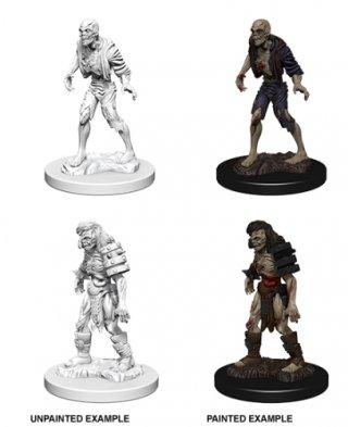 D&D Nolzurs Marvelous Miniatures: Zombies (2)