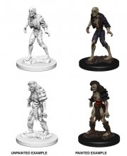 D&D Nolzurs Marvelous Miniatures: Zombies (2)