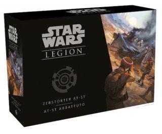 Star Wars Legion: Zerstörter AT-ST