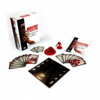 Resident Evil 2 - The Board Game: Malformations of G Expansion (EN)