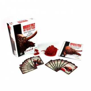 Resident Evil 2 - The Board Game: Malformations of G B-Files Expansion (EN)
