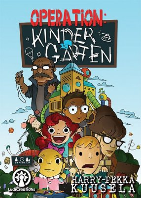 Operation Kindergarten (DE / EN)
