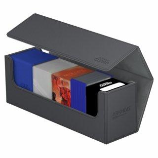 Ultimate Guard: Arkhive 400+ Standard Size Xenoskin (Grau)
